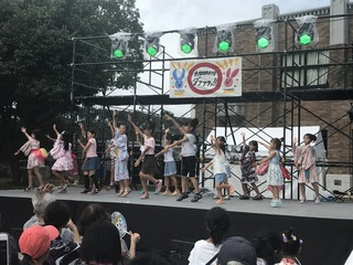 ステージ キッズダンス.JPG