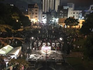 ステージ 夜.JPG